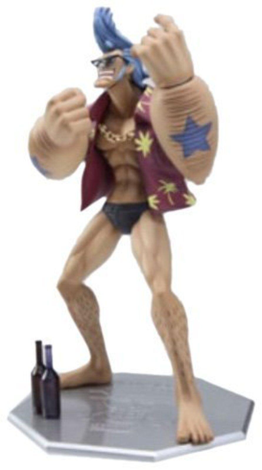 One Piece Franky Ausgezeichnet Modell PVC Figur Neo-2 Portrait Of Pirates. Neu F