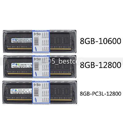 For Intel 8GB 2Rx8 PC3-10600 DDR3 1333Mhz 240PIN CL9 Desktop Memory DIMM RAM #H5
