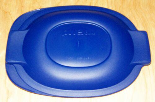 Pyrex Blue Plastic Roaster LID 702-PC 2.5-Qt FITS Pyrex 2.5 Qt Roaster NEW LID