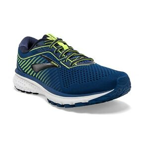 BROOKS-GHOST-12-Scarpe-Running-Uomo-Neutral-BLUE-NAVY-NIGHTLIFE-110316-402