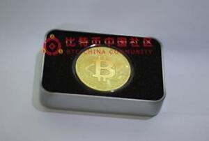 2013 Brass Bitcoin 1oz.