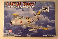USA North American F-86 F Sabre, 1/72 Hobby Boss kit 80258 Airplane Model Kit