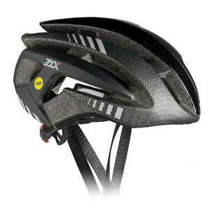 ea2e092e7 Zero RH+ Z Alpha Mips Road Helmet size XS   M zerorh Shiny Black ...
