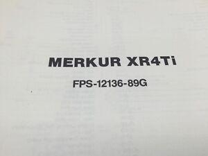 image is loading 1989-merkur-xr4ti-wiring-diagrams