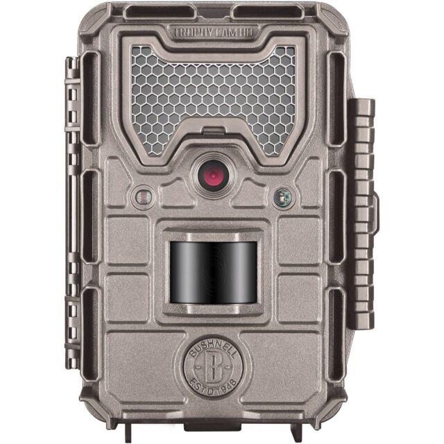 Bushnell Essential E3 Field Game Camera 16MP Low Glow Tan Trophy Cam HD 119837C