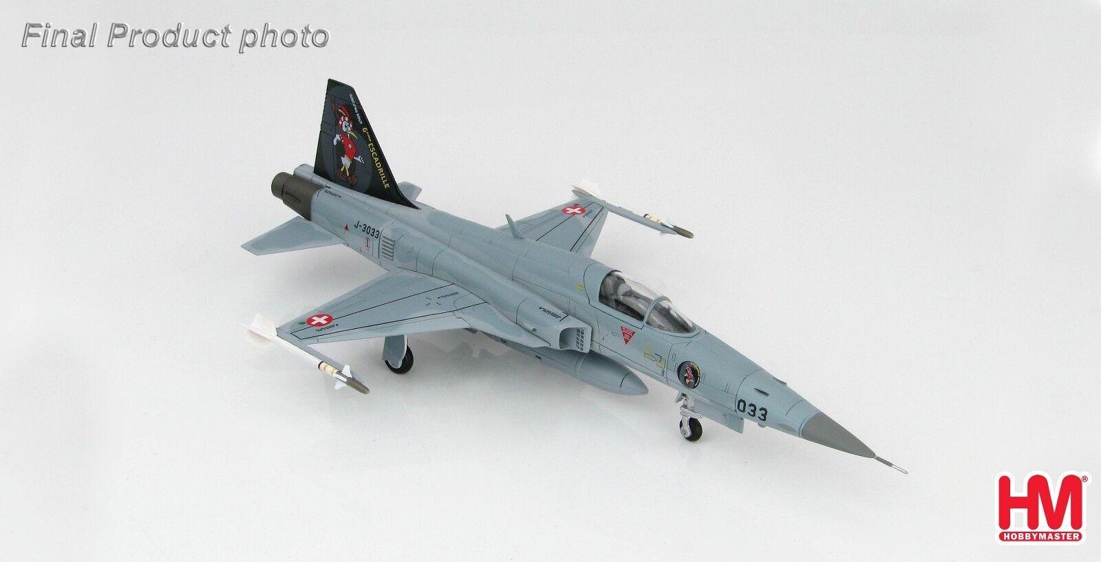Hobby Master HA3329, Northrop F-5E Tiger II J-3033,  Staffel 6, 2017  grandes marques vendent pas cher