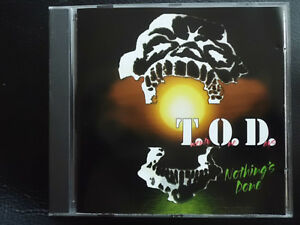 Twenty-One-Days-Nothing-039-s-done-CD-1997-T-O-D-Rock-trash-metal