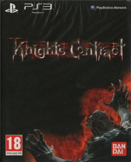 KNIGHTS CONTRACT / SONY PS3 / NEUF SOUS BLISTER D'ORIGINE / VERSION FRANÇAISE