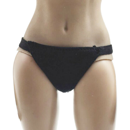 3pcs 1//6 Women Briefs Thong Colthing for 12/'/' Action Figure Body