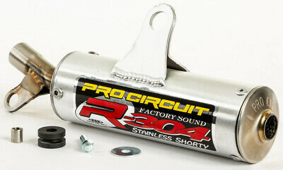 Pro Circuit Exhaust Silencer 304 Factory Sound for RM 80//85 ALL SS89080-304