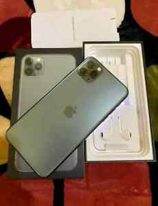 USED Apple iPhone 11 Pro 64GB Midnight Green - Complete, Factory Unlocked