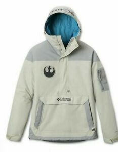 columbia star wars jacken