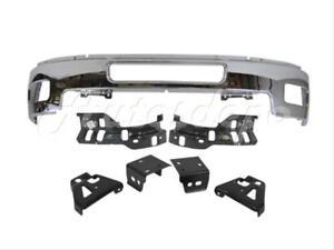 New Front Right Bumper Bracket For Chevrolet Silverado 2500 HD GM1067193 11-14
