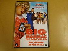 DVD / BIG MOMMAS - LIKE FATHER, LIKE SON ( MARTIN LAWRENCE, BRANDON T. JACKSON )