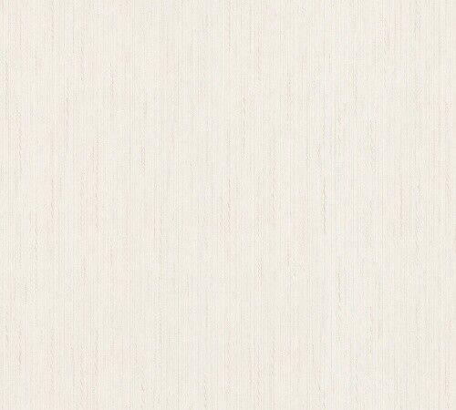Création Papier Papier peint Hermitage Crème Uni 859624 A.S