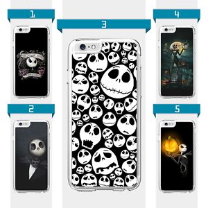 Disney-Nightmare-Before-Christmas-Case-For-iPhone-5-5C-5S-6-6S-7-8-iPod-X-XS-XR