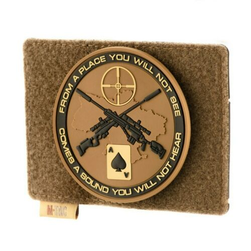 TACTICAL MORALE MILITARY HOOK /& LOOP CLOSURE PATCH PANEL MOLLE SYSTEM BADGE PAD