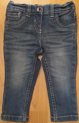 100% QualitäT Schöne Jeans Im Five-pocket-style * Größe 74/80 ( Nur 3x Getragen )