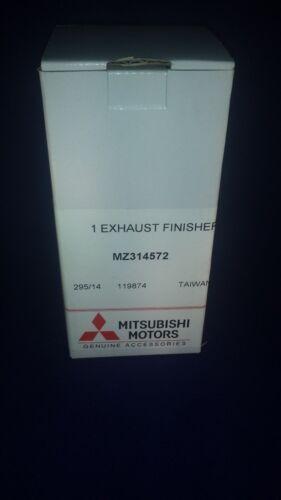 MITSUBISHI LANCER OEM MZ314572 Exhaust Finisher TIP