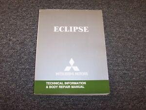2006 mitsubishi eclipse repair manual