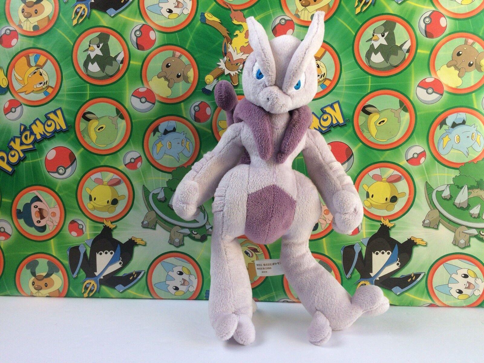 Pokemon Center Japan Plush Mega Mewtwo 11