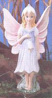 Ceramic Bisque Bluebell Fairy U-paint Unpainted U-paint Fantasy Mystical Gare