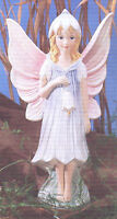 Ceramic Bisque Bluebell Fairy U-paint Unpainted U-paint Fantasy Mystical Gare