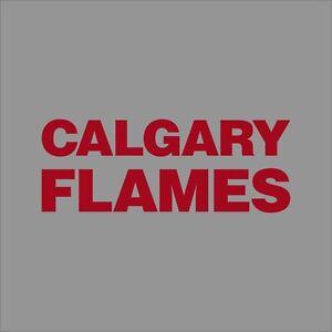 Calgary Flames #10 NHL Team Logo Vinyl Decal Sticker Car Window Wall Cornhole