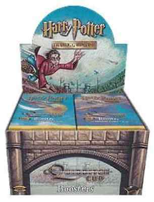 Harry Potter Collectible Card Game: Quidditch Cup Booster Box 36 Packs