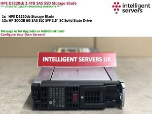 HPE-D2220sb-2-4TB-6G-SAS-almacenamiento-SSD-Hoja-QW918A
