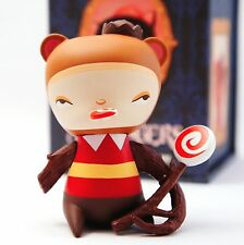 "Kathie Olivas Mindstyle Scavengers Beaumont Red 3"" Toy Art Kidrobot Vinyl Figure"