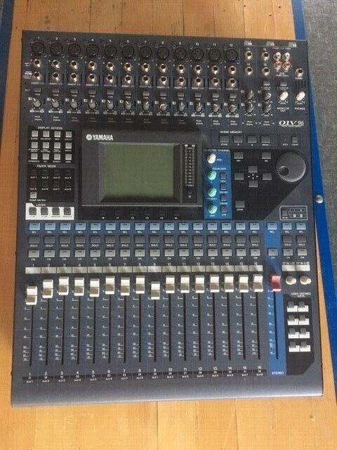 Mixer, Yamaha 01V96