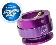 New Nrg Steering Wheel Quick Release Gen 20 Purple Hardware Srk 200pp