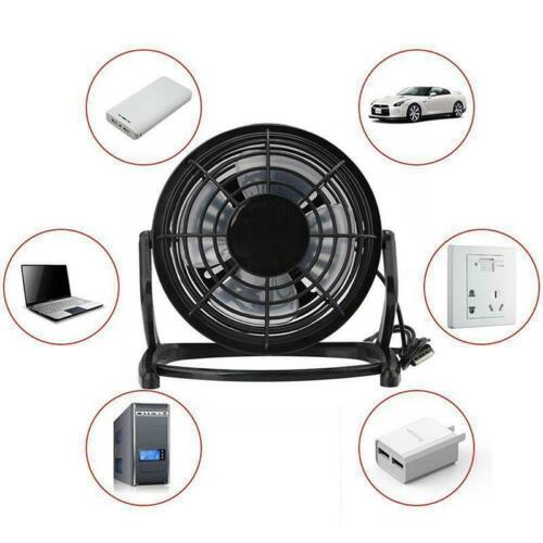 Mini Portable USB Desk Fan Small Quiet personnel Cooler USB powered table fan