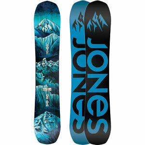 Jones-Frontier-Men-039-s-Snowboard-all-Mountain-Freeride-Wide-2020-New