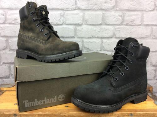 Inch Black Timberland Ladies 170 Premium Uk £ 4 Rrp 6 Boots 37 Eu 0qgwXq