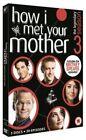 How I MET Your Mother Season 3 DVD by Josh Radnor Jason Segel