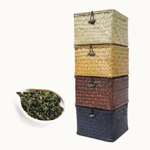 Seaweed Storage Cube Basket Bin Organizer Closet Container