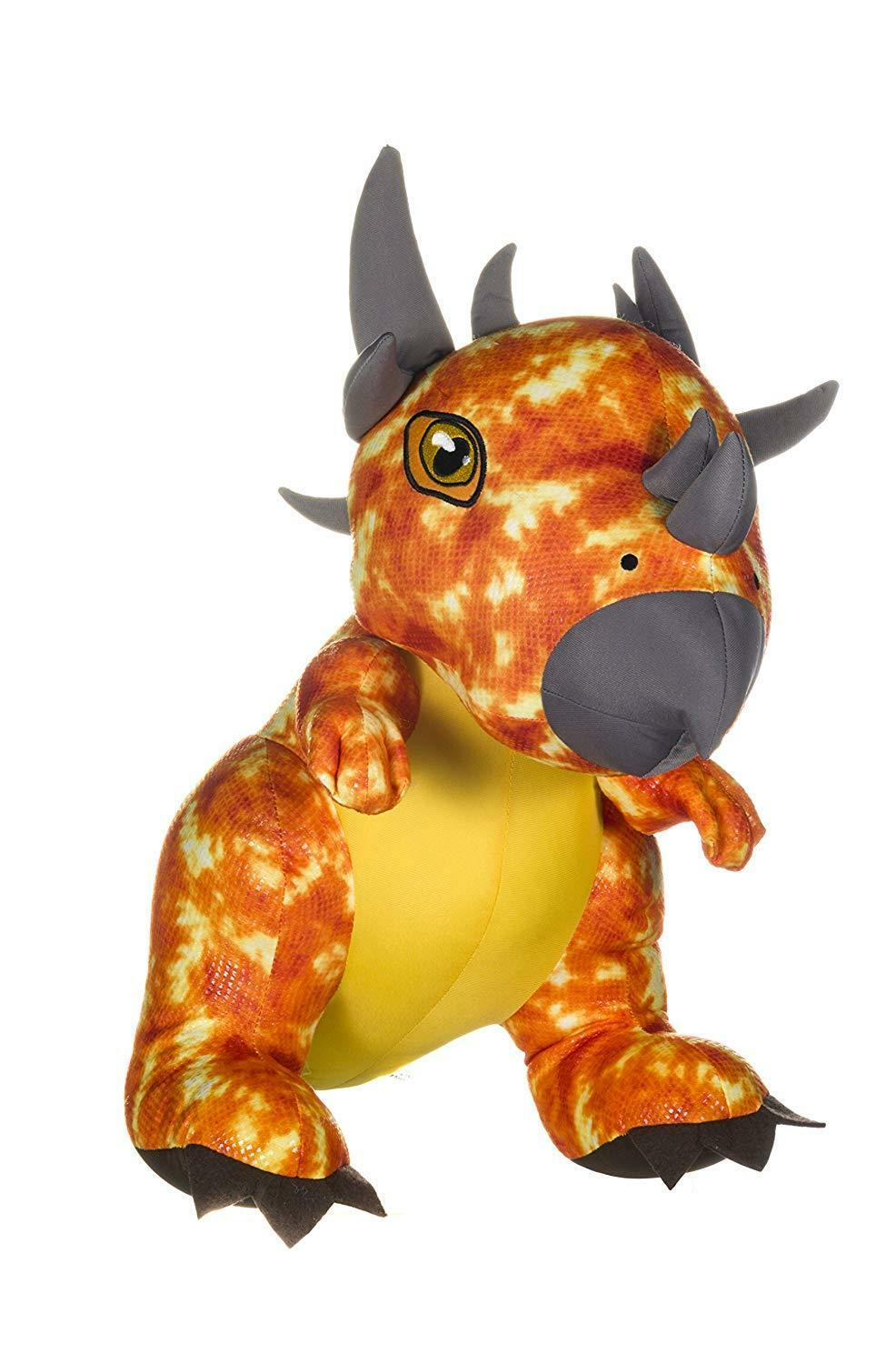 NEW OFFICIAL 21  JURASSIC WORLD SOFT PLUSH TOY STYGIMOLOCH