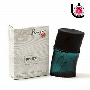 KENZO-034-pour-Homme-034-After-Shave-Lotion-ml-100-VINTAGE-e-RARISSIMO