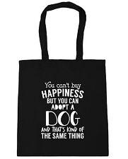 Non puoi acquistare la felicità, ma è possibile adottare un cane e che e'un po'la stessa sottile