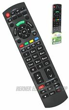 Ersatz Universal Fernbedienung für PANASONIC TV LED LCD /  N2QAYB000..xxx