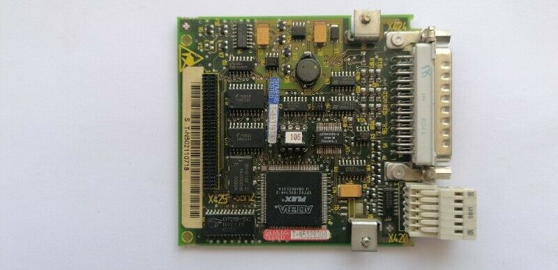 Siemens SIMOVERT Masterdrives VC/MC Signal Board for Multiturn/Encoder SBM2 6SE7090-0XX84-0FE0