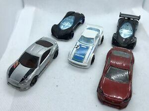 Hot-Wheels-paquete-japones-JOBLOT-Die-Cast-coches-Mazda-Scion