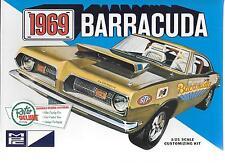 MPC 1969 Barracuda in 1/25 832/12 ST