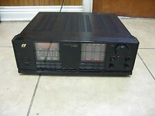 VINTAGE SYNTHESIZER STEREO RECEIVER SANSUI S-X900