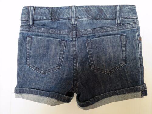Short Fille Jeans Denim Designer 5 6 7 8 9 10 11 12 13 14 ans NEUF