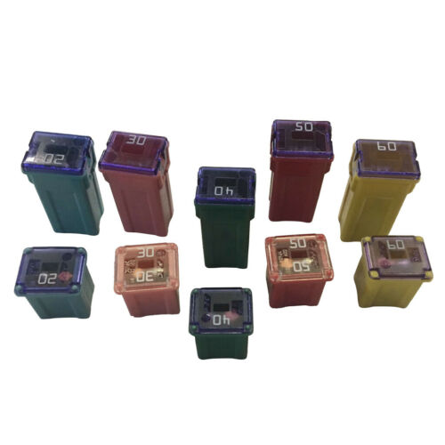 Auto Upfitters Automobil Quadratisch Sortiment Sicherung Kit 20Amp Bis 60Amp