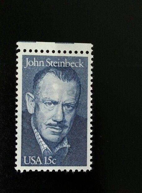 1979 15c John Steinbeck, Novelist, The Grapes of Wrath