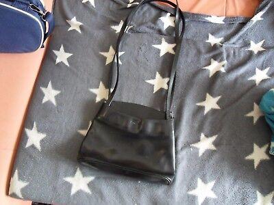 Damen Tasche Umhängetasche Schultertasche Shopper schwarz